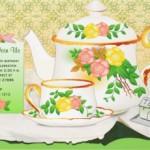Tea Party Invitation