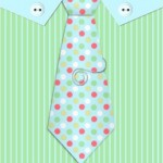 father's day card shirt and tie
