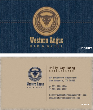 Restaurant business card vizons design restaurant business card restaurant business card colourmoves