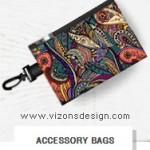 acccessory bags vizons design