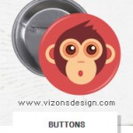 buttons-custom button pins