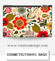 cosmetic bag travel accessory bags