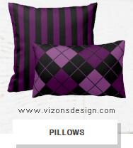 pillows, decorative and custom throw pillows