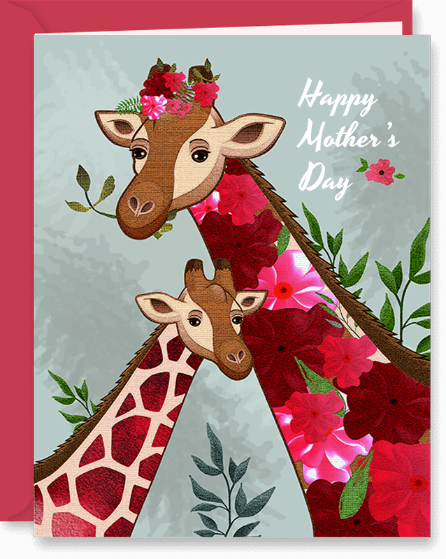 New Mom or Mother-to-Be Mother's Day Card