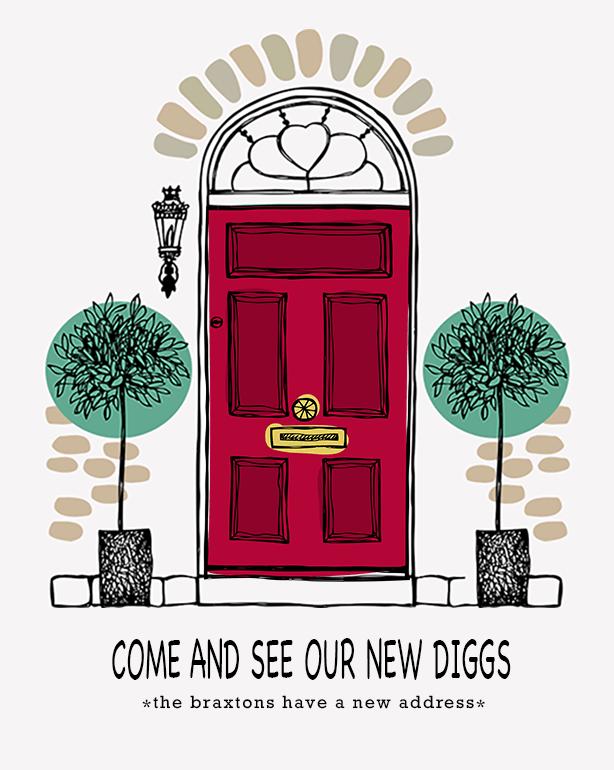 Red Door New House Announcement