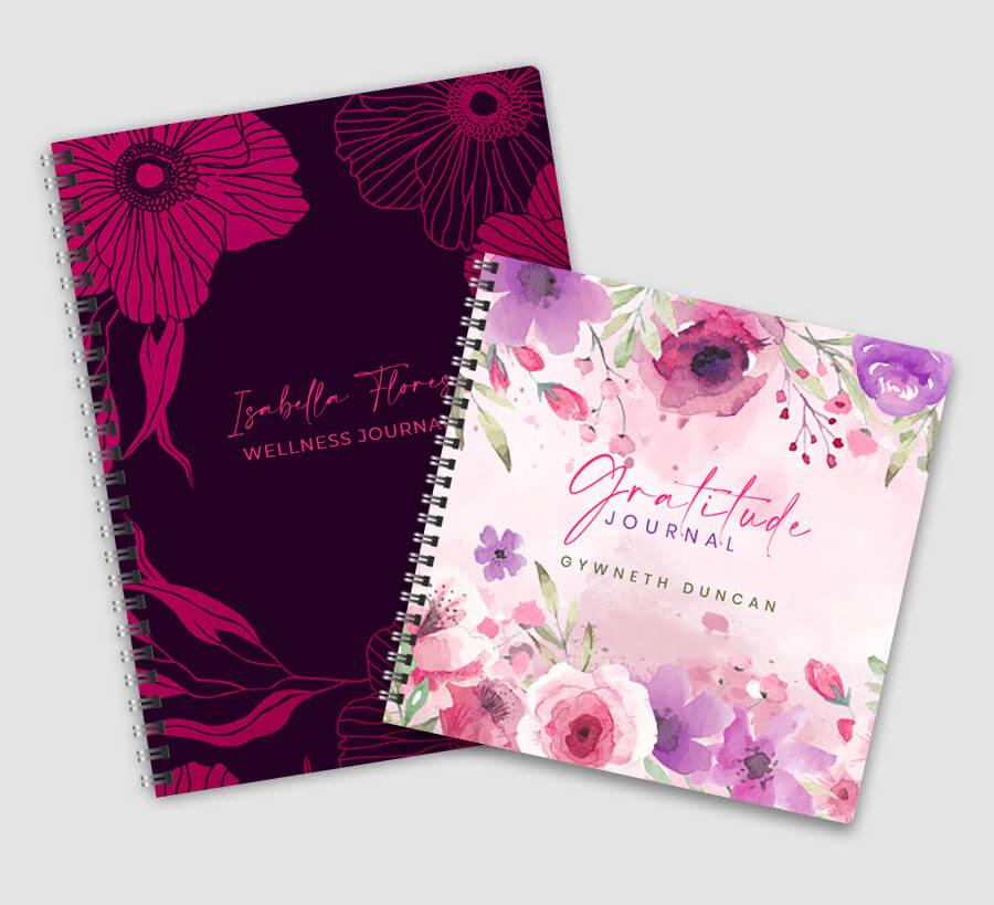 Personalized Custom Notebooks & Journals