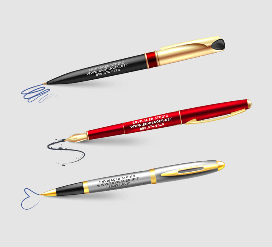Personalized Premium Ball Point Pens