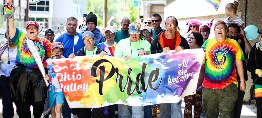 Attend A LGBTQ Parade