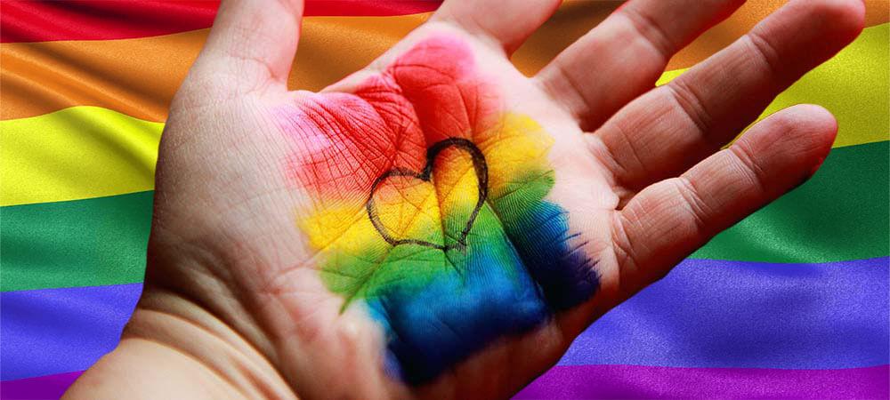 Celebrating Pride Month Volunteer