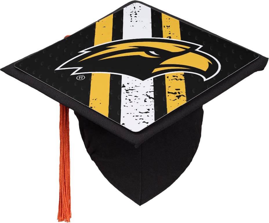 Creative Graduation Cap Decoration Ideas-SMU