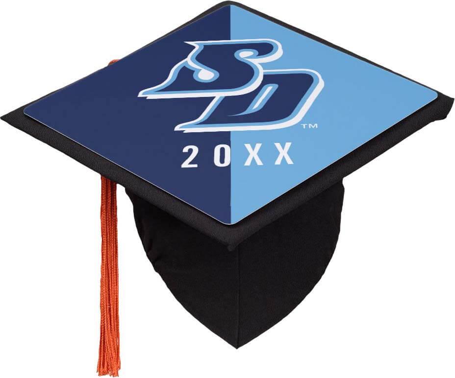 Creative Graduation Cap Decoration Ideas -USD