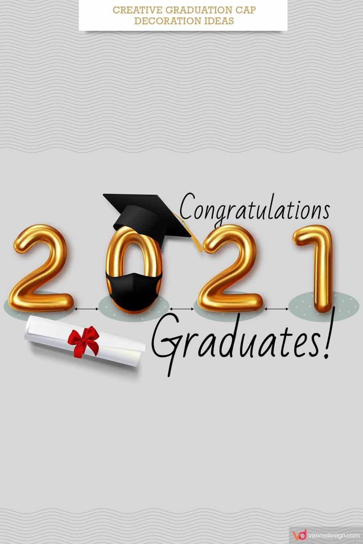 Creative Graduation Cap Decoration Ideas