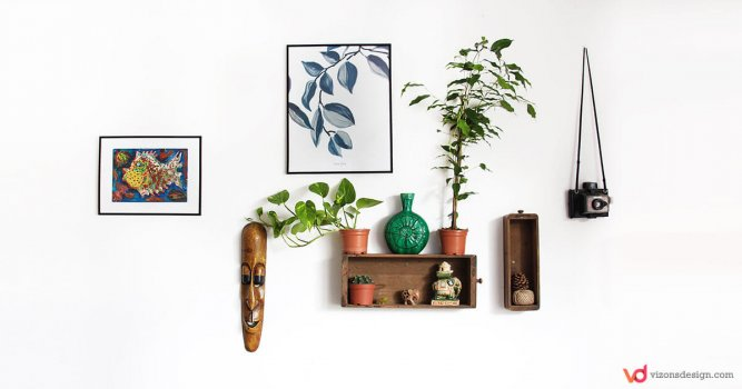 Learn How To Arrange Wall Art with 5 Easy Tips